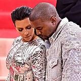Kim Kardashian at the 2016 Met Gala