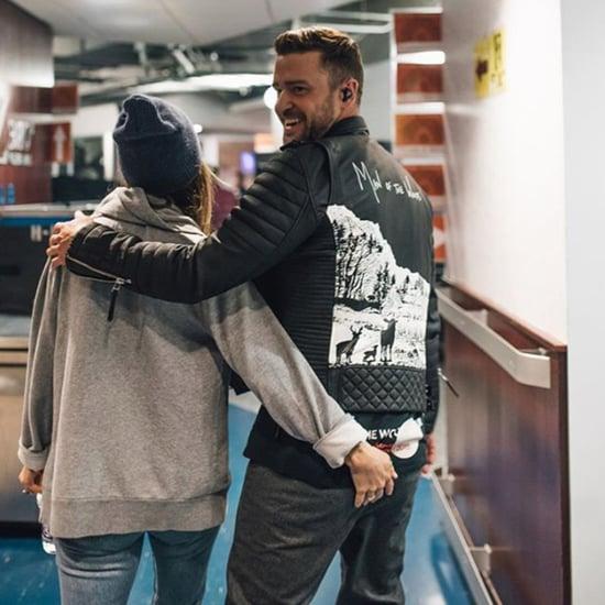 Jessica Biel Grabbing Justin Timberlake's Butt Photo 2019
