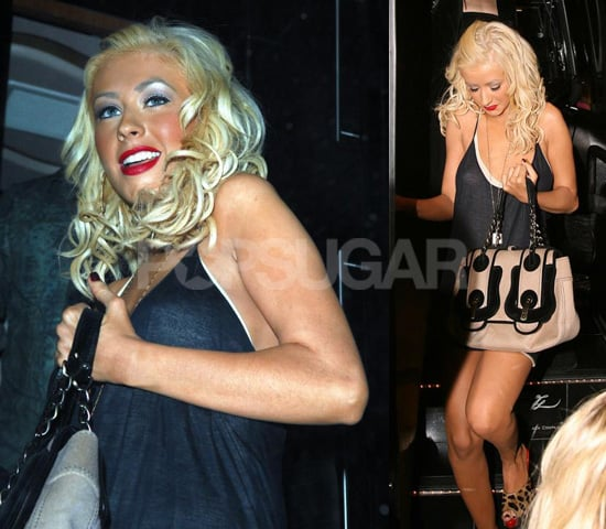 Christina is Hollywood's Hottest Blonde!