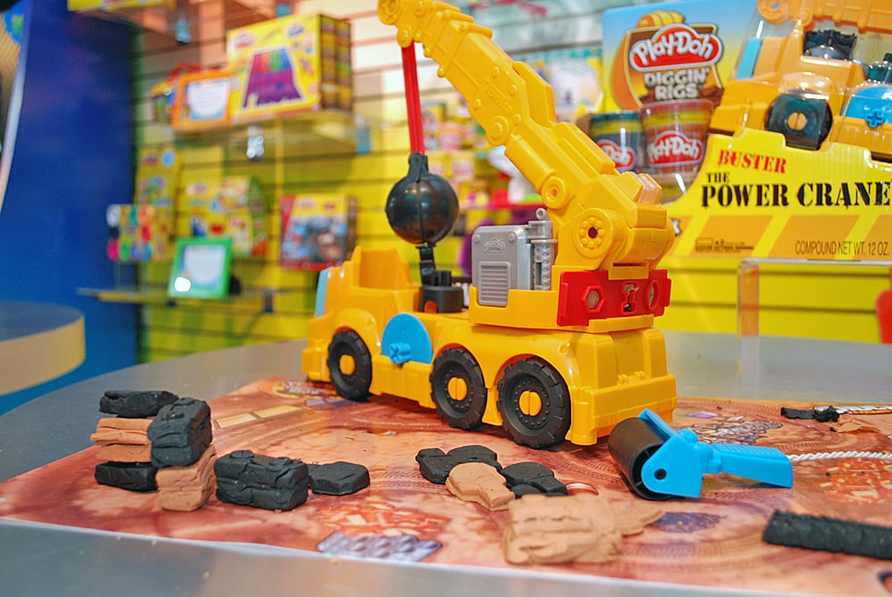 Play-Doh Construction Set