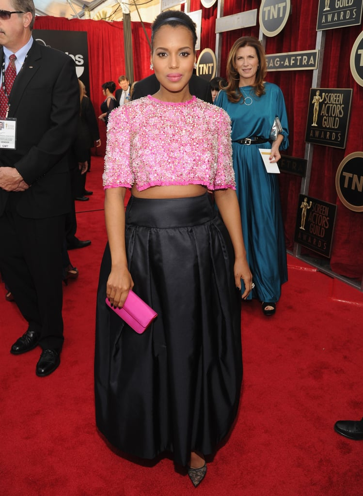 Kerry Washington at the SAG Awards 2014