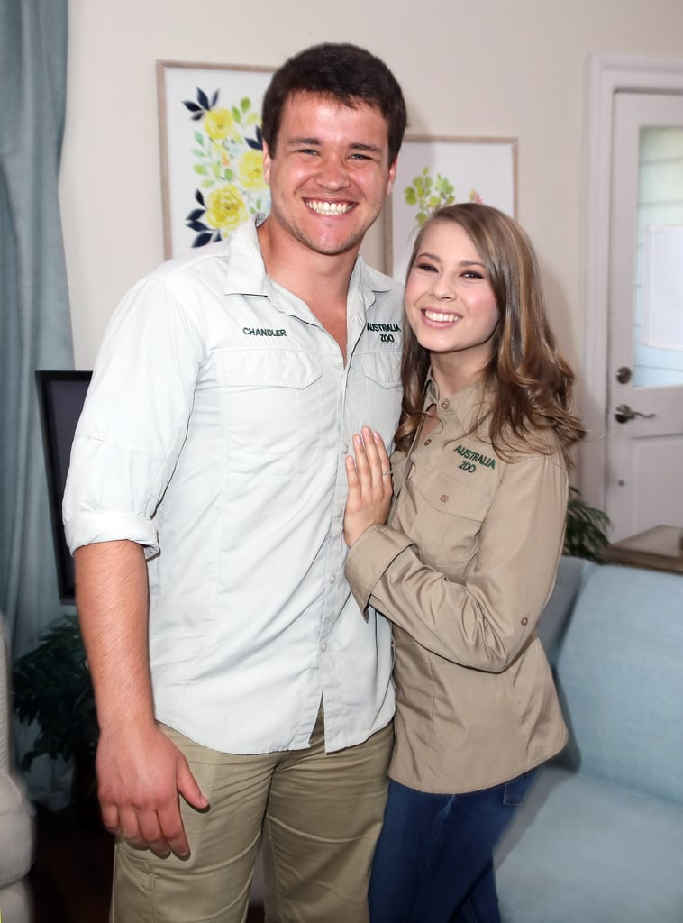 40 Pictures of Bindi Irwin and Her Fiancé, Chandler Powell, That Will Make You Smile