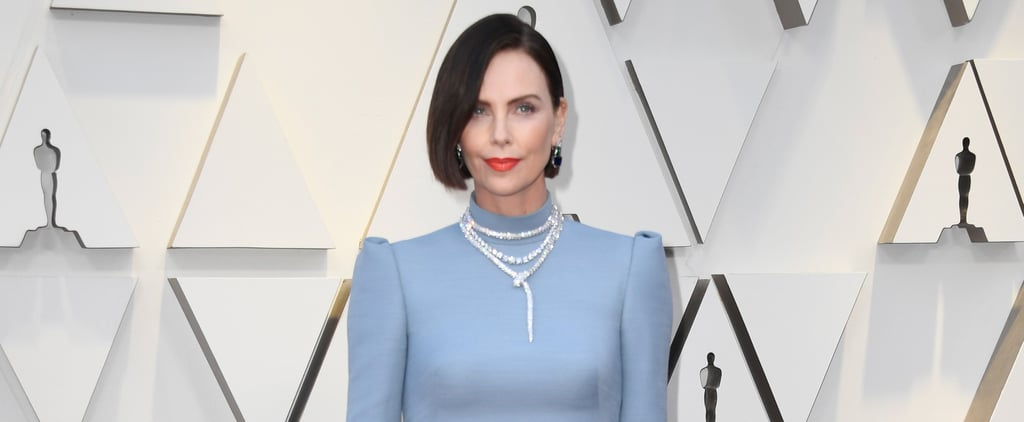 Charlize Theron Oscars Makeup 2019