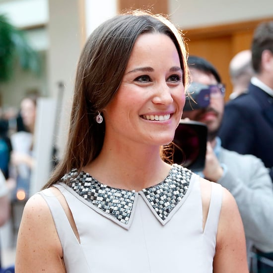 Pippa Middleton Wedding Cake Details