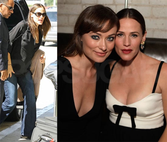 Jennifer Garner Parties Prior to Buttering Up Her TIFF Competition