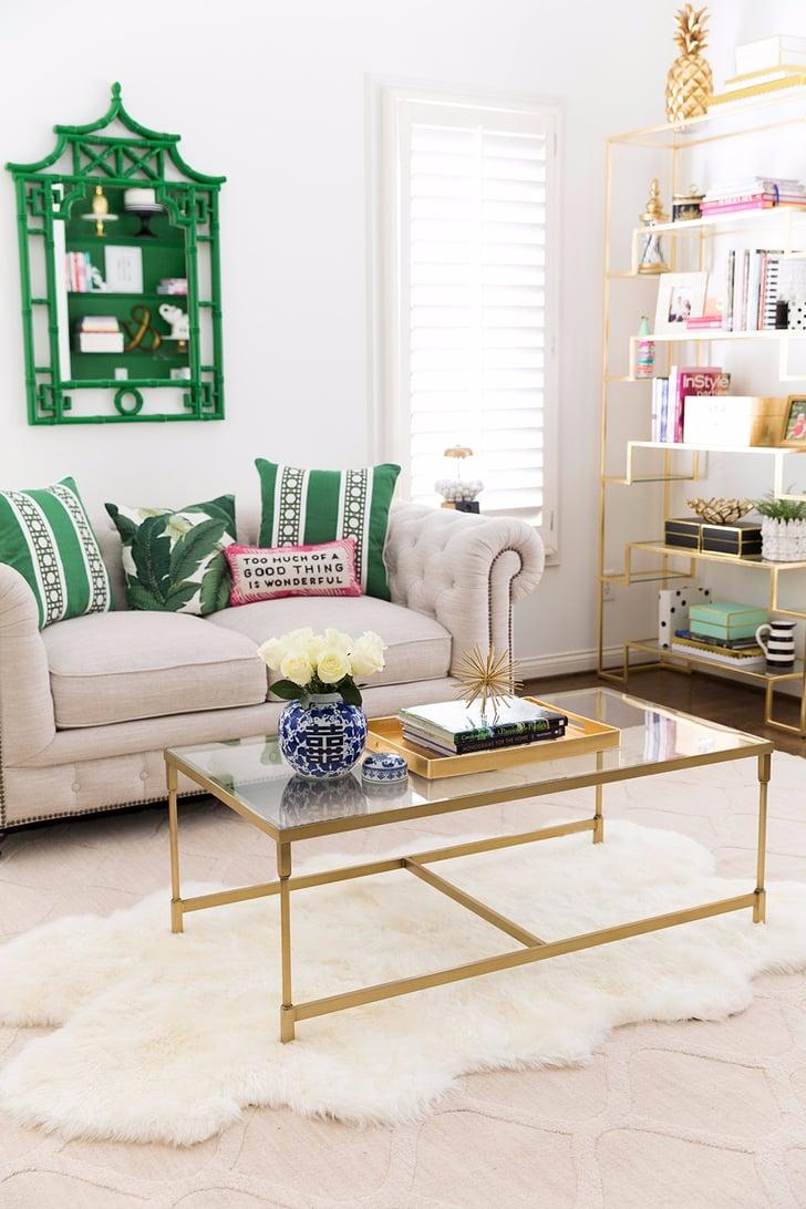 Easy home design changes popsugar home for Easy living home