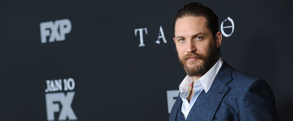 18 Tom Hardy Photos That Will Spark a Sexual Awakening