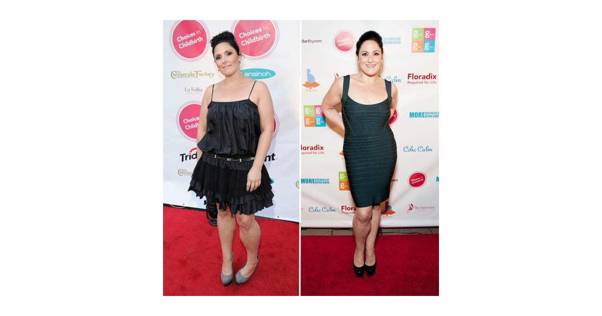 Ricki Lake Celebrity Weight Loss Transformations Before