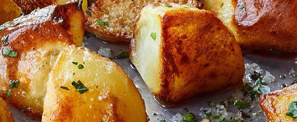 Ina Garten Shared Emily Blunt's English Roast Potato Recipe