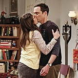 The Big Bang Theory — Amy and Sheldon