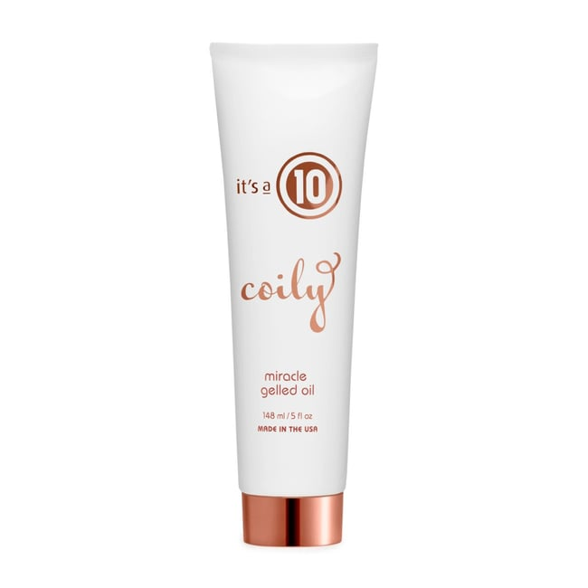 It's A 10 Coily Miracle Gelled Oil