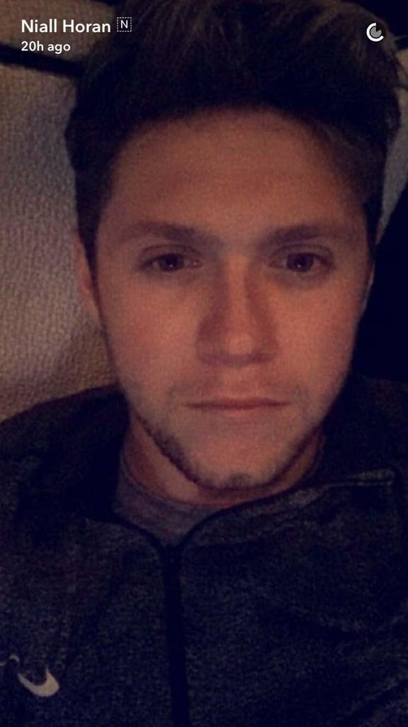 Niall Horan on Snapchat: niallhoran