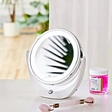 Touch Beauty Rechargeable LED Mirror