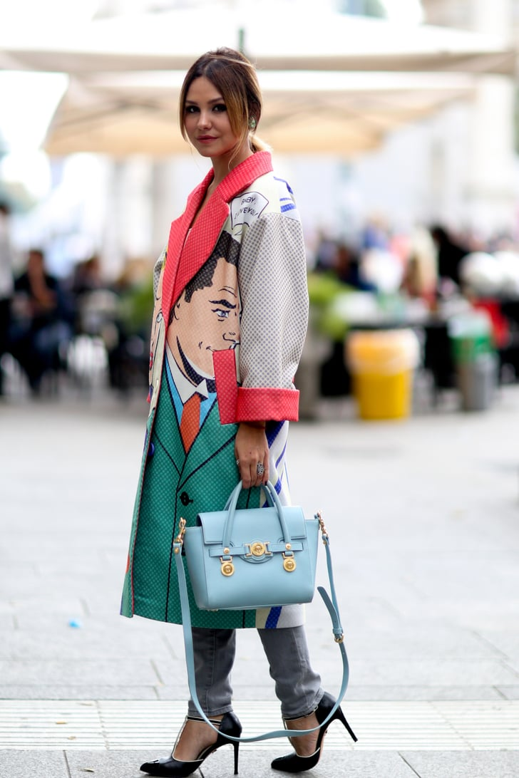 Mfw Street Style Day 2 Best Street Style At Fashion Week