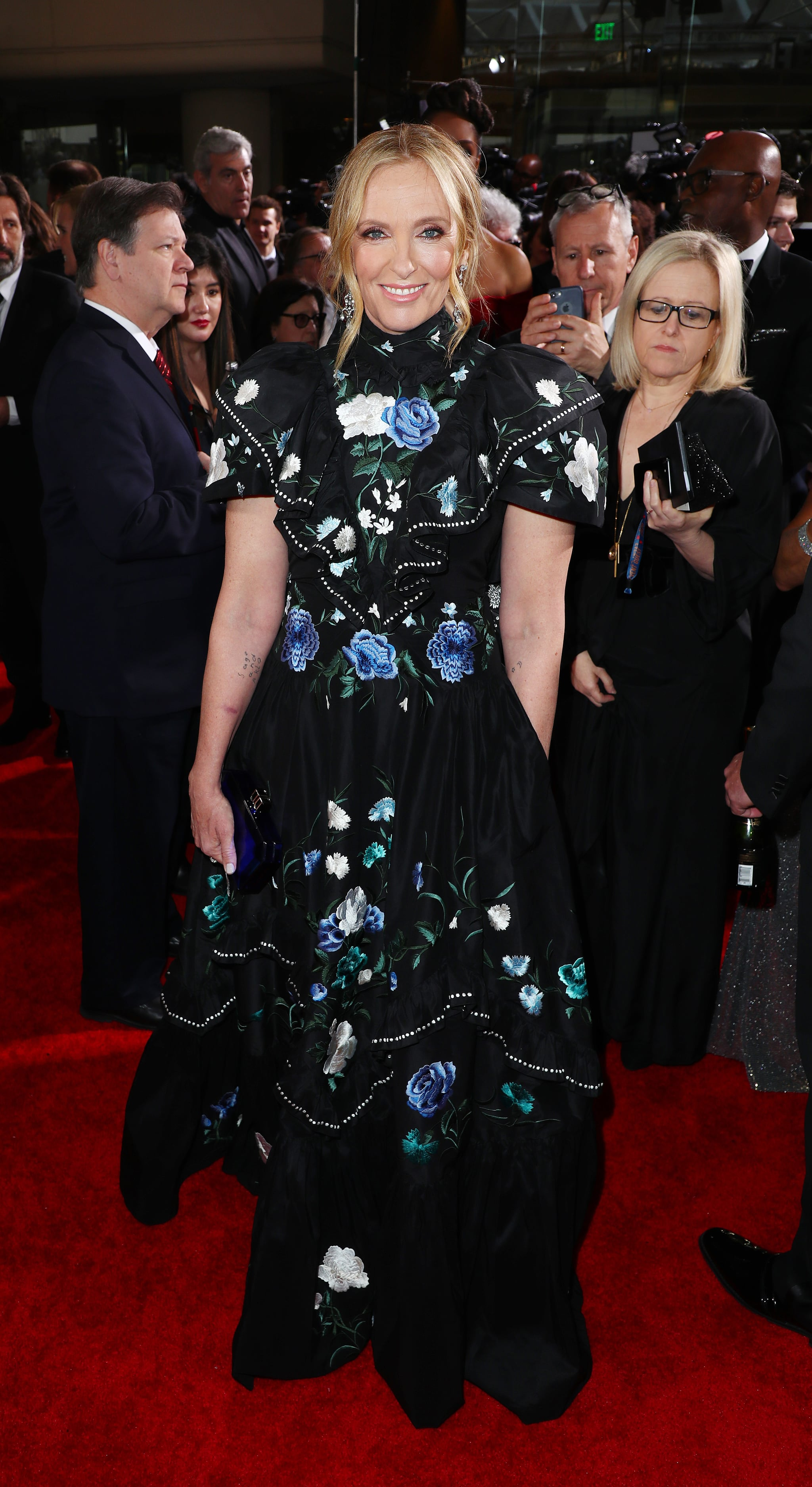 Toni Collette at the 2020 Golden Globes | The Red Carpet Looks at the 2020  Golden Globes Are Everything We Want and More | POPSUGAR Fashion Photo 69