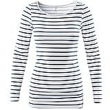 I still can't resist breton striped tops (£7.99).