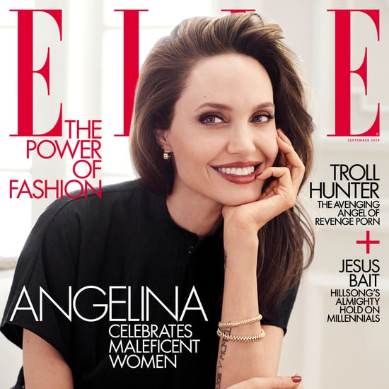 Angelina Jolie Essay in Elle September Issue 2019