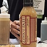 Zena's Sass! Sassy Almond-Sesame Sauce