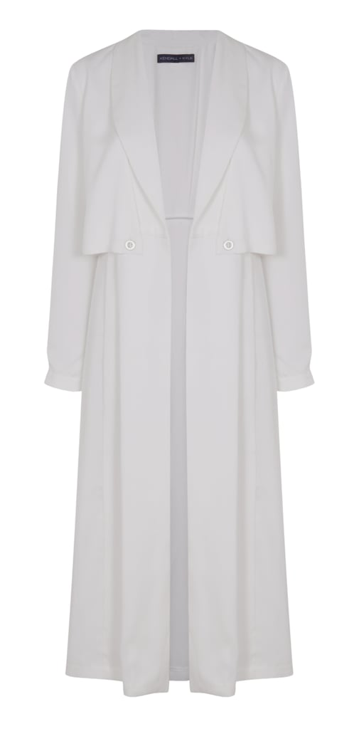 Kendall + Kylie Duster Coat