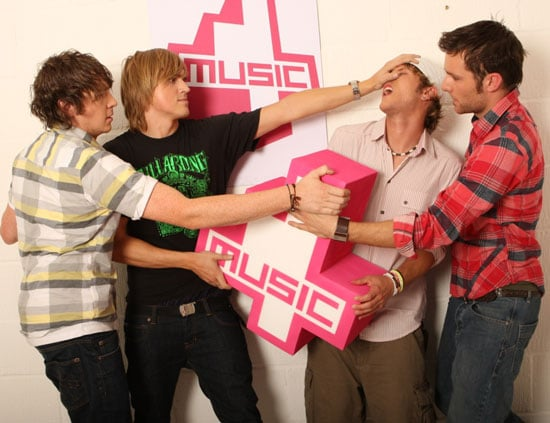 Photos From 4Music Promos Feat. McFly, Kylie and More, Interview With Davina McCall & Steve Jones Ahead Of 4Music Launch