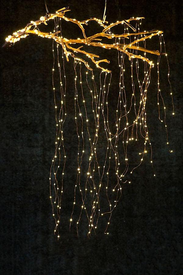 Stargazer Cascade Falls Lights, 7' Plug-In