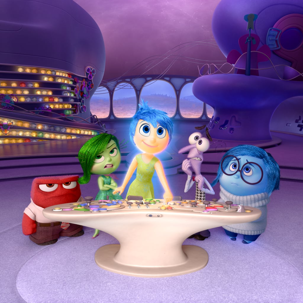 How Pixar's Inside Out Was Made