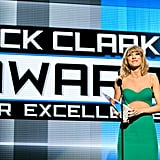 2014: She Took Home the Dick Clark Award For Excellence