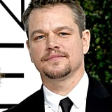 """""""I have the distinct privilege of presenting a very big award. I have that privilege because I received this award in the male category last year for The Martian, and that fact alone is funnier, literally, than anything in The Martian."""" — Matt Damon, deadpanning about the fact that The Martian shouldn't have been counted as a comedy."""