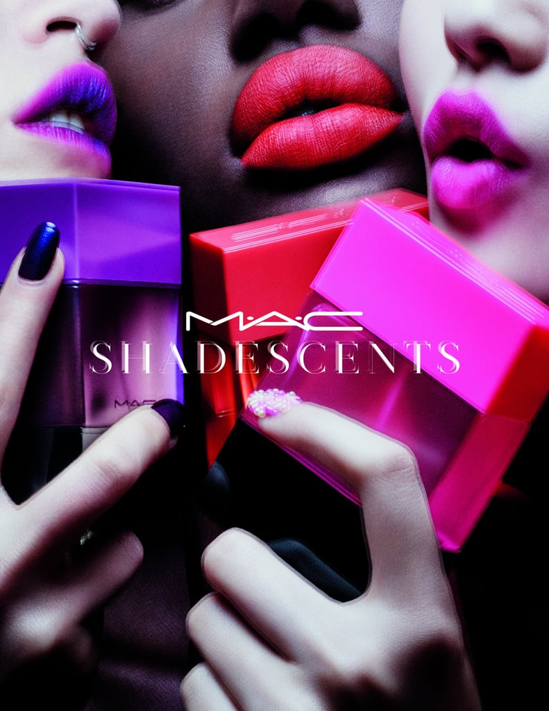MAC Cosmetics Shadescents Collection | Winter 2016