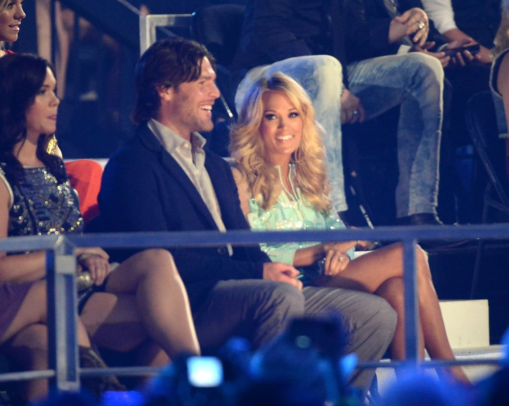 Celebrity pictures inside 2013 cmt awards show popsugar for Carrie underwood and miranda lambert friends