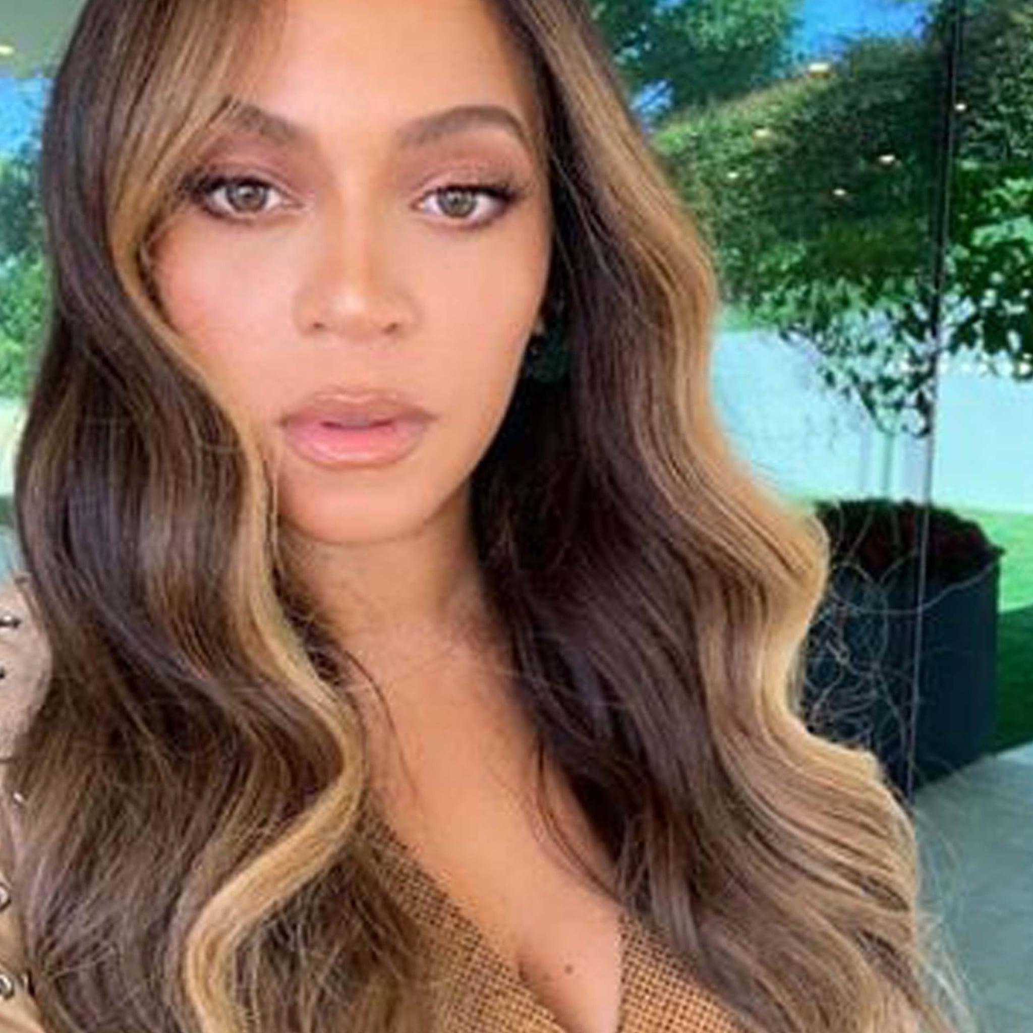 Beyonce Money Piece Highlights Trend Popsugar Beauty