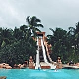 Stay at the Atlantis Paradise Island Resort in the Bahamas
