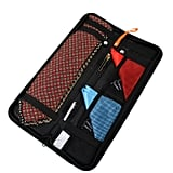 Travel Tie Case Organizer