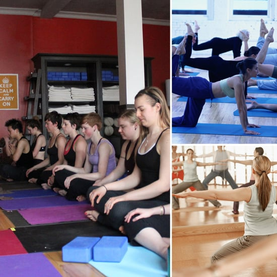Best and Worst Parts of Yoga Class