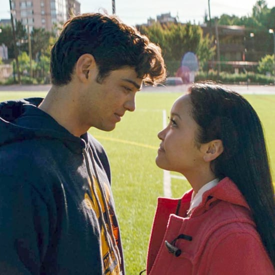 Who Plays Peter in To All the Boys I've Loved Before?
