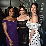 Pictured: Regina King, Linda Cardellini, and Olivia Munn