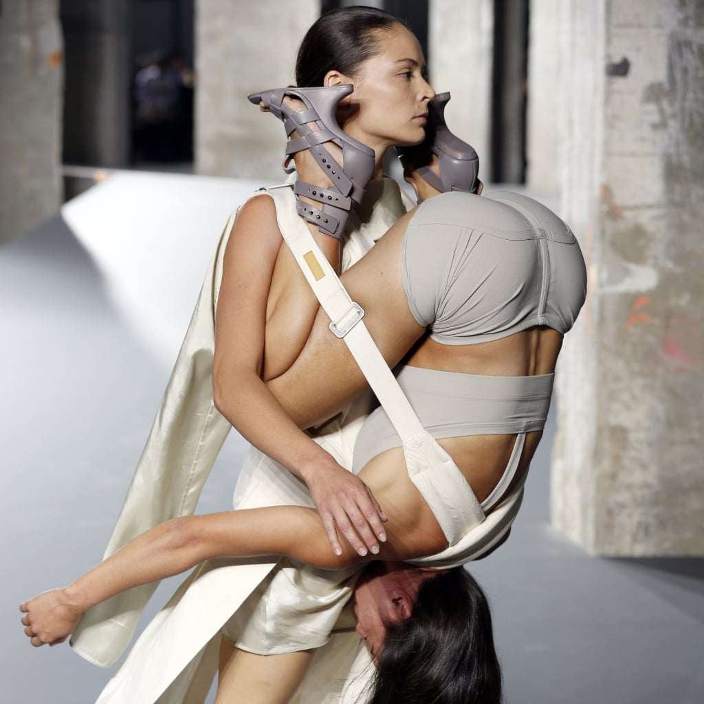 Rick Owens Spring 2016 Paris Fashion Week Show