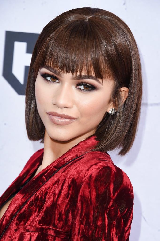 Zendaya at the iHeartRadio Music Awards