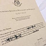 Craft Hogwarts-Inspired Invitations