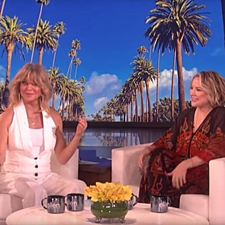 Video of Goldie Hawn Talking About Kate Hudson's Birth
