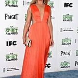 Elisabeth Röhm at the 2014 Spirit Awards