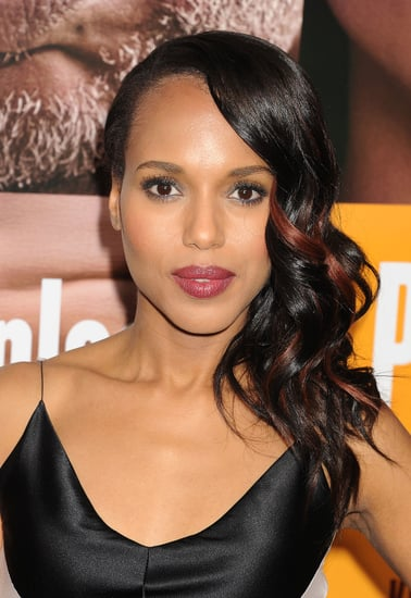 LA-premiere-Peeples-Kerry-wore-her-retro-ringlets-over-one