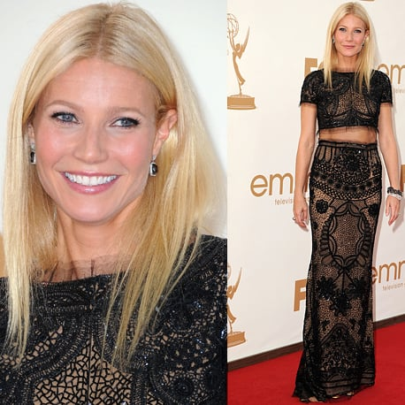 Emmys: Gwyneth Paltrow in Pucci