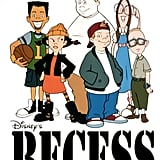 Spinelli From Recess: The Inspiration
