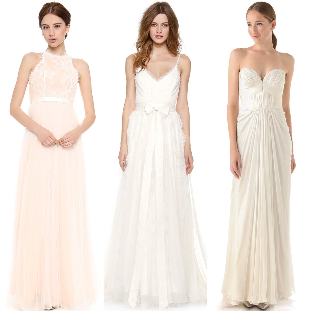Wedding Dresses For Sale on Shopbop | POPSUGAR Fashion