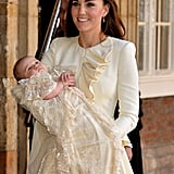 Prince George's Christening in 2013