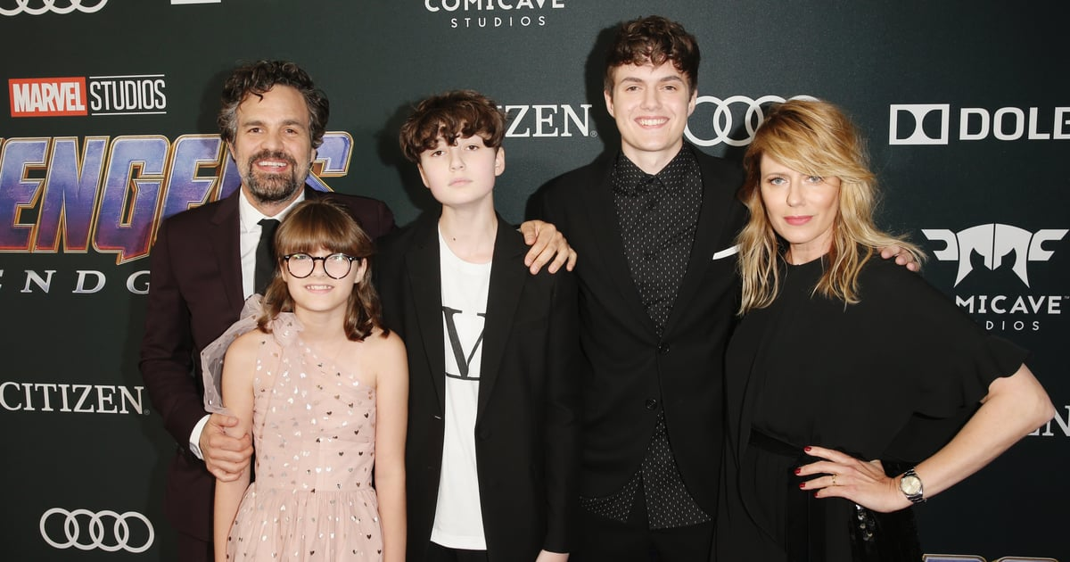 Mark Ruffalo Has 3 Teenagers — and 2 of Them Even Appeared in Thor: Ragnarok!.jpg