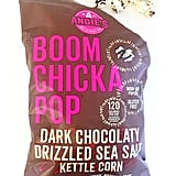 Boom Chicka Pop Dark Chocolaty Drizzled Sea Salt Kettle Corn
