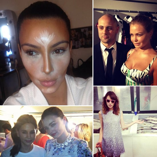 Candids: See What Kim, Miranda, Alexa & More Got Up To This Week