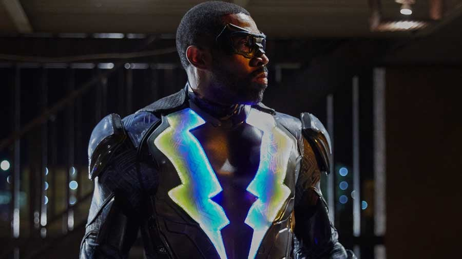 First Clip Online For The CW's Black Lightning